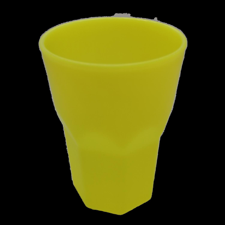 Lumacup in Neongelb